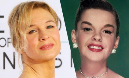 """Renee Zellweger sarà la protagonista in """"Judy Garland"""""""