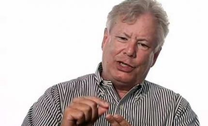Nobel 2017 all'Economia all'americano Richard Thaler