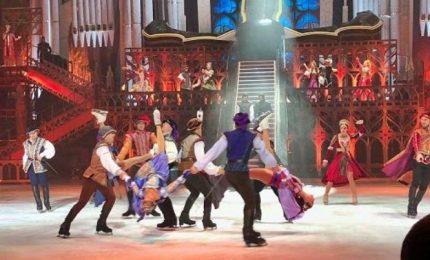 Da Mosca a Verona. Romeo & Giulietta diventa megashow su ghiaccio