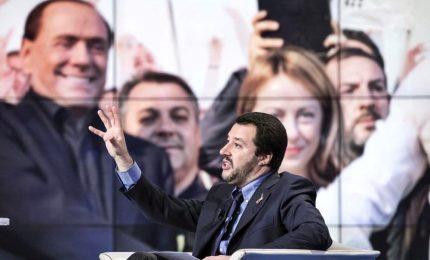 Berlusconi sposa linea Kurz. Ma Salvini avverte: premier sarò io