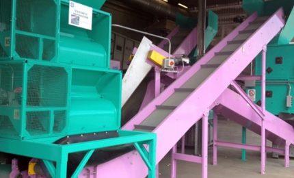 A Treviso il primo impianto al mondo per il riciclo di pannolini