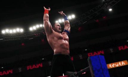 Esce anche in Italia WWE 2k18: videogame dedicato al wrestling