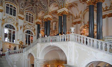 Ermitage, 100 anni dell'Ottobre rosso: la Rivoluzione iniziò qui