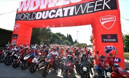 Torna il World Ducati Week, dal 20 al 22 luglio 2018 a Misano
