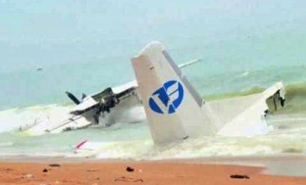 Costa D'Avorio, precipita cargo: almeno 4 morti e 6 feriti