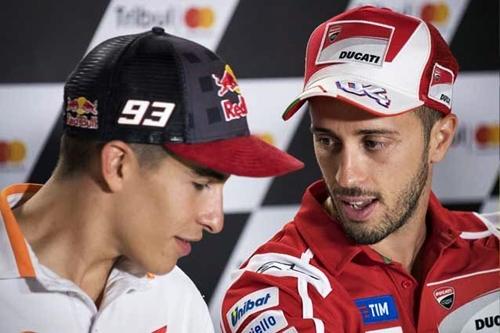 MotoGp riparte da Jerez, con Dovi e Rossi in vetta