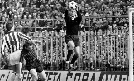 Morto Roberto Anzolin, portiere della Juventus anni '60