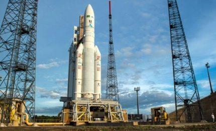 Il quinto volo del 2017 per il razzo europeo Ariane 5