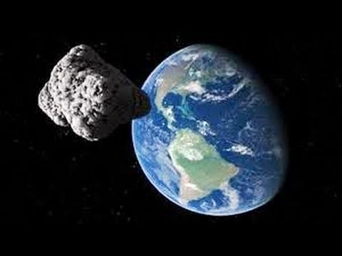 Le immagini dell'asteroide 2012 TC4 che accarezza la Terra. E' passato a meno 44mila chilometri di distanza