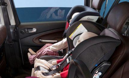 Non più bambini soli in auto, ecco il progetto della coreana Hyundai Motor