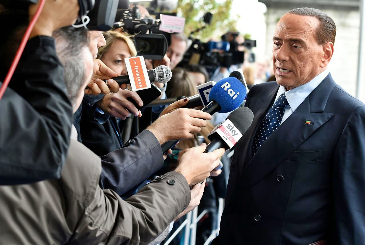 Delega Telecomunicazioni a M5s, amarezza Berlusconi ma linea FI non cambia