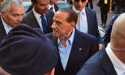 Berlusconi: governeremo anche con 40%, meglio voto a maggio