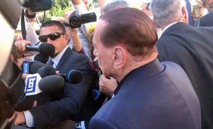"""Berlusconi: """"Prossima settimana tavolo su programma. Nessun dissenso nella coalizione"""""""