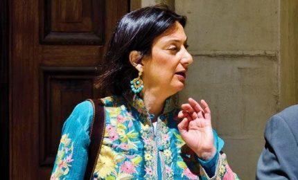 Sei mesi fa veniva uccisa Daphne Caruana Galizia, sit-in a Londra