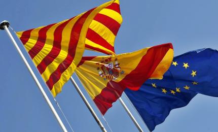 Ancora tensioni in Catalogna, Barcellona verso la dichiarazione di indipendenza