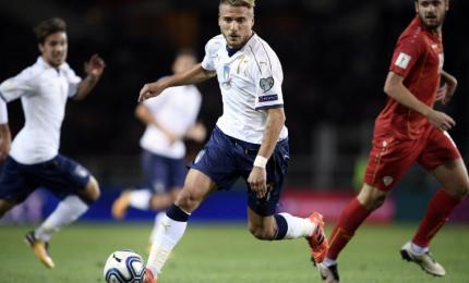 Brutta Italia, ma non s'arresta la corsa degli azzurri per i playoff