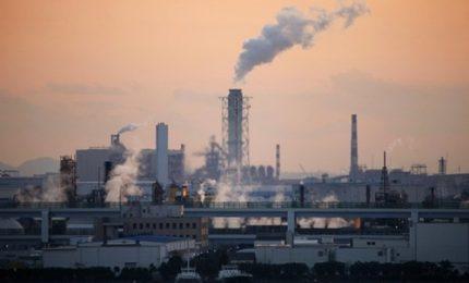 L'allarme dell'Onu: mai così alta la concentrazione di CO2