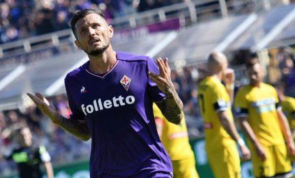 Fiorentina-Udinese 2-1, doppietta dell'ex Thereau