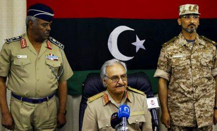 Haftar accetta tregua proposta dall'Onu. Ma in Libia continuano gli attentati, due morti
