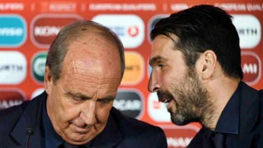 """Ventura: """"Sono sereno"""". Buffon: """"Ci siamo parlati"""""""