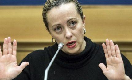 Meloni: Salvini caduto nella trappola M5s, si è fatto indebolire