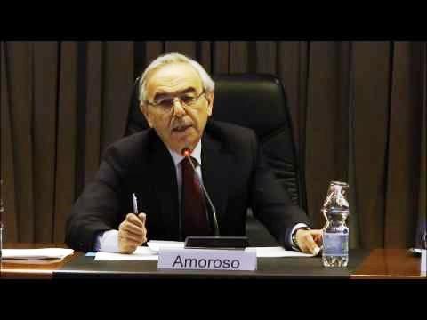 Giovanni Amoroso eletto giudice costituzionale