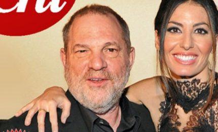 """Elisabetta Gregoraci: """"Weinstein una potenza nel cinema. Uomo rispettato e temuto"""""""