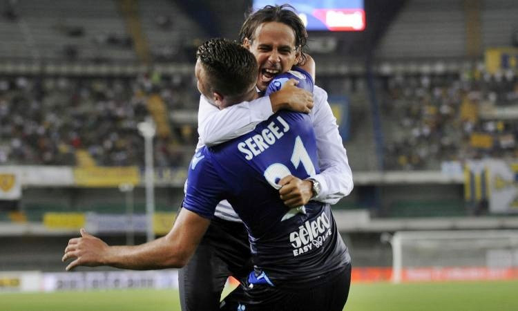Coppa Italia, la Lazio batte la Fiorentina e vola in semifinale
