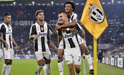 Una super Juventus travolge 6-2 l'Udinese, Khedira protagonista