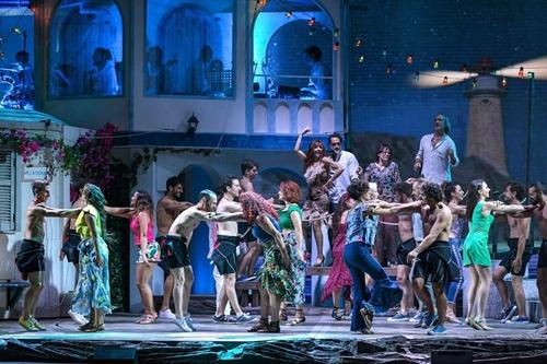 """""""Mamma Mia!"""": dal 19 ottobre parte tour invernale del musical"""