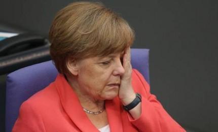 """Coronavirus, l'Italia sempre più isolata dal mondo. Merkel: """"Il virus infetterà il 70% della Germania"""""""