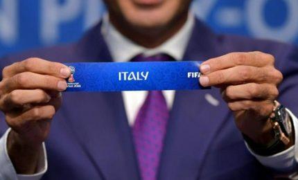 Mondiali 2018: l'Italia pesca la Svezia agli spareggi