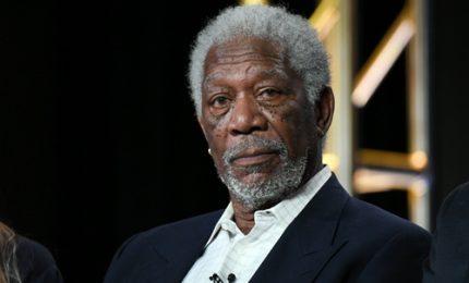 Molestie sessuali, otto donne accusano l'attore Morgan Freeman