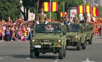 Spagna, la festa nazionale funestata da incidente aereo
