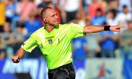 Arbitri: Benevento-Juve a Pasqua, Fabbri per Roma-Fiorentina