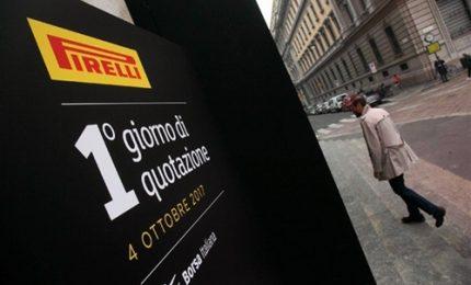 Pirelli ritorna in Borsa, più grande Ipo UE dell'anno