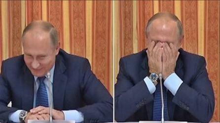 Maiale in Indonesia: gaffe del ministro fa sghignazzare Putin