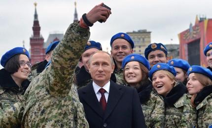 Con Telegram Putin punta sui giovani. Ma c'è anche aria di svolta