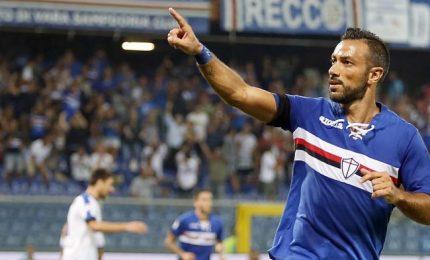 Sampdoria show al Ferraris, Crotone travolto 5-0