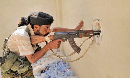 Battute finali la battaglia per la liberazione di Raqqa dall'Isis