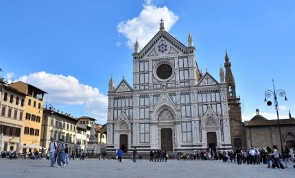 Firenze, turista spagnolo muore per un crollo a Santa Croce