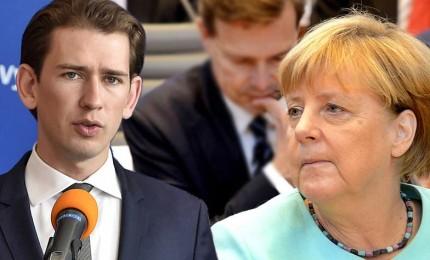 Austria, exit poll assegnano la vittoria a Kurz. Germania, Merkel battuta in Bassa Sassonia
