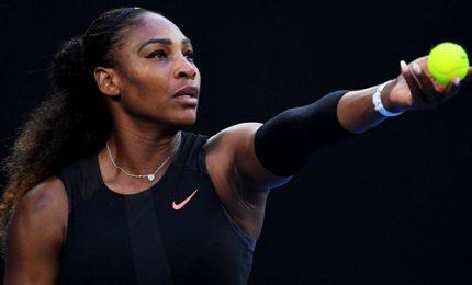 Serena Williams rinuncia a Madrid, tornerà a Roma