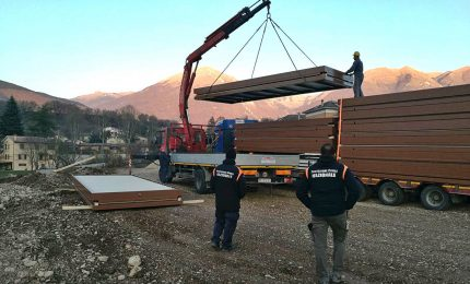 Terremoto Umbria, ricostruzione al palo