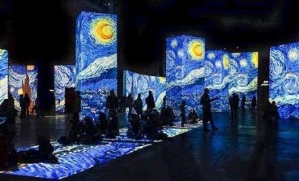 A Monreale la mostra Van Gogh Multimedia Experience