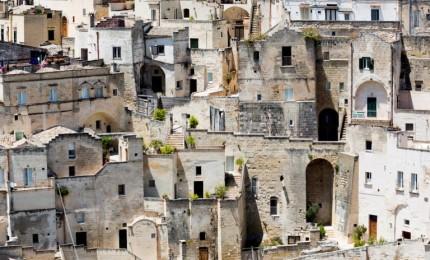 I 'Sassi di Matera' al sesto posto della classifica mondiale dei siti Unesco