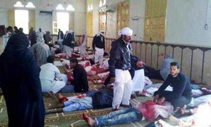 Attentato in Egitto contro moschea nel Sinai, almeno 184 morti e centinaia di feriti