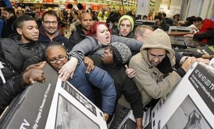Black Friday, un fenomeno totale