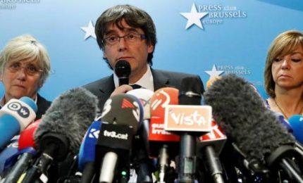 Puigdemont: il 21 dicembre ratificheremo volontà indipendenza