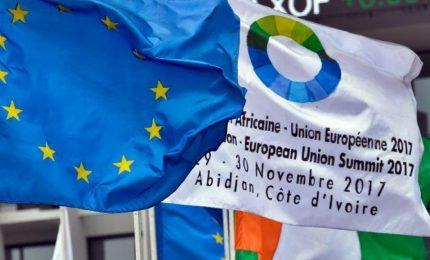 Chiude summit Ua-Ue: lavoro per giovani così non si imbarcano in avventure